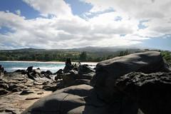 Honokahua Bay Rocks