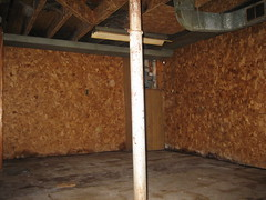 floor, wall, attic, wood, room, ceiling, beam, basement, hardwood, flooring,