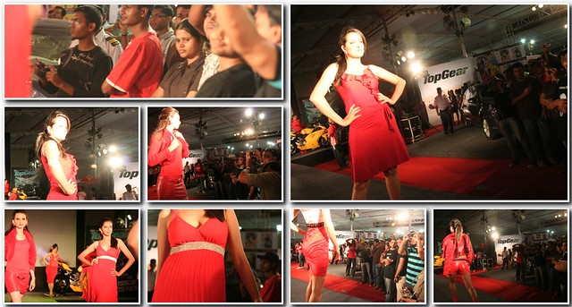 Collection Red | Fashion Show