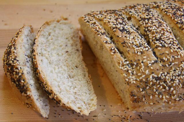 Multigrain Bread Sliced