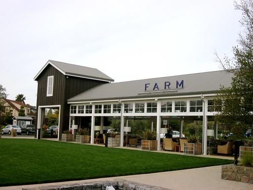 The carneros inn for Farm at the carneros inn