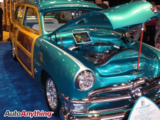 SEMA 2008 -  Hot Paint Jobs (2)