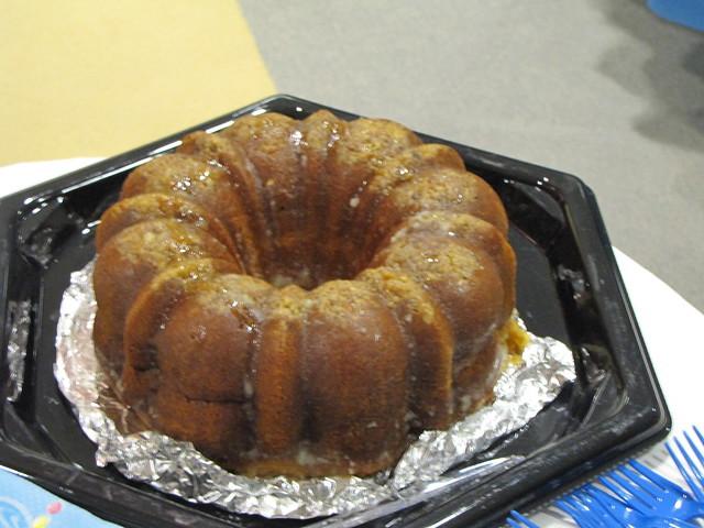 Bacardi and Mango Rum Bundt Cake | Flickr - Photo Sharing!