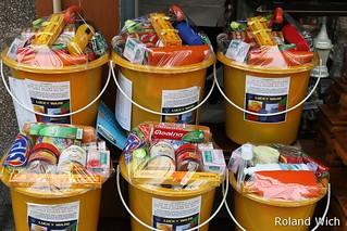 Bangkok - Donation packages for monks