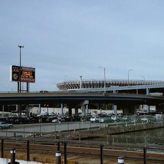 (old) Yankee Stadium, New York