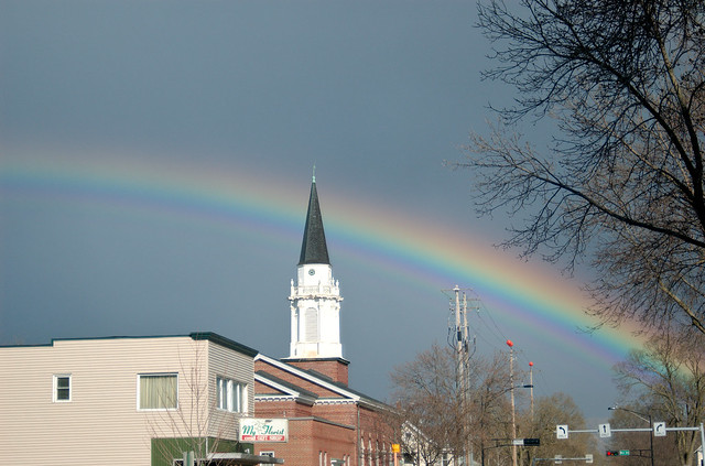 Rainbow from Flickr via Wylio