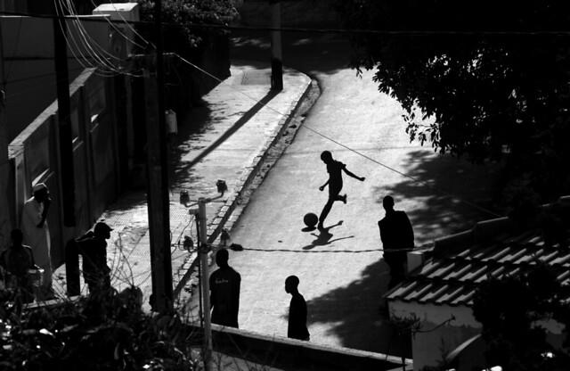 Street fotball