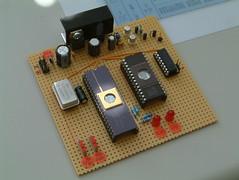 Programmer for Motorola MC68705