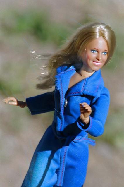 bionic woman running - photo #21