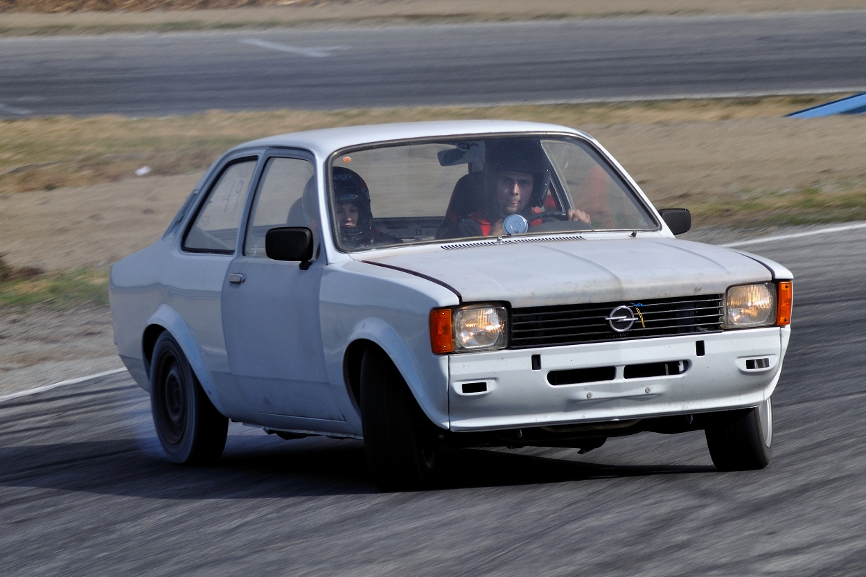 opel kadett c drifting a photo on flickriver. Black Bedroom Furniture Sets. Home Design Ideas