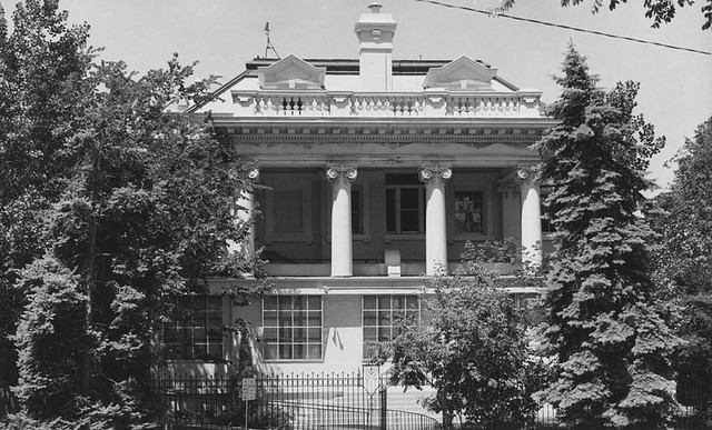 Hill Mansion Photo By Tom Noel Call Number Aur 596