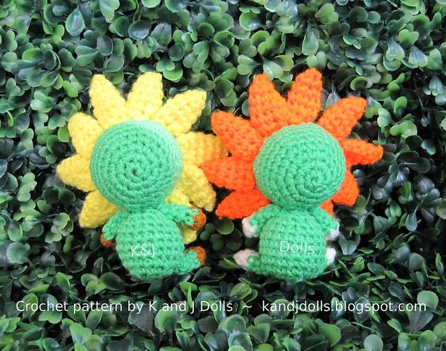 Sunflowers Amigurumi Crochet Pattern Plant : Sunflowers amigurumi crochet pattern Flickr - Photo Sharing!