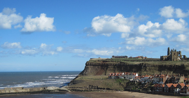 Whitby - home of Capt James Cook