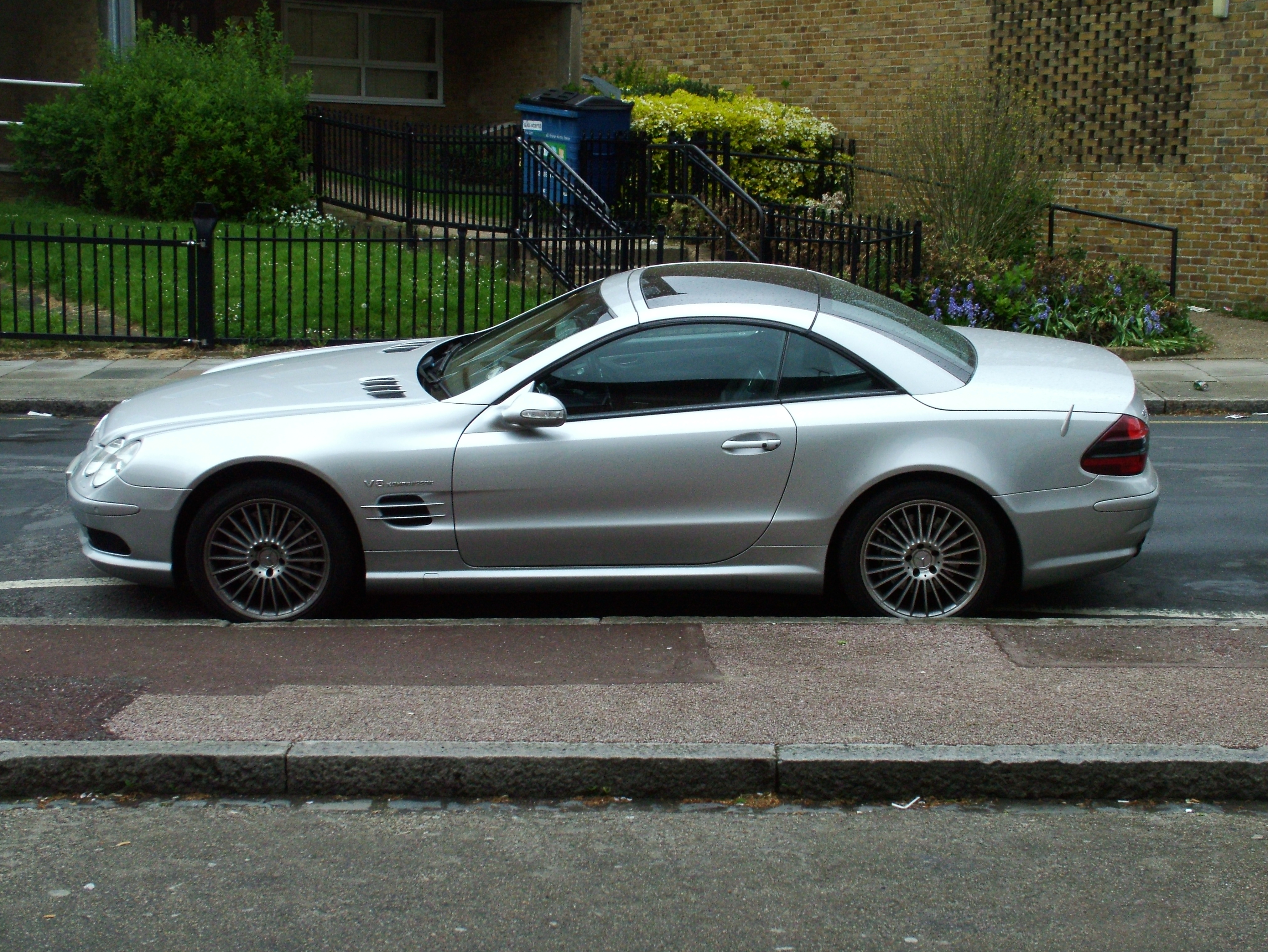 2003 mercedes benz sl55 amg images pictures and videos for 2003 mercedes benz sl55 amg