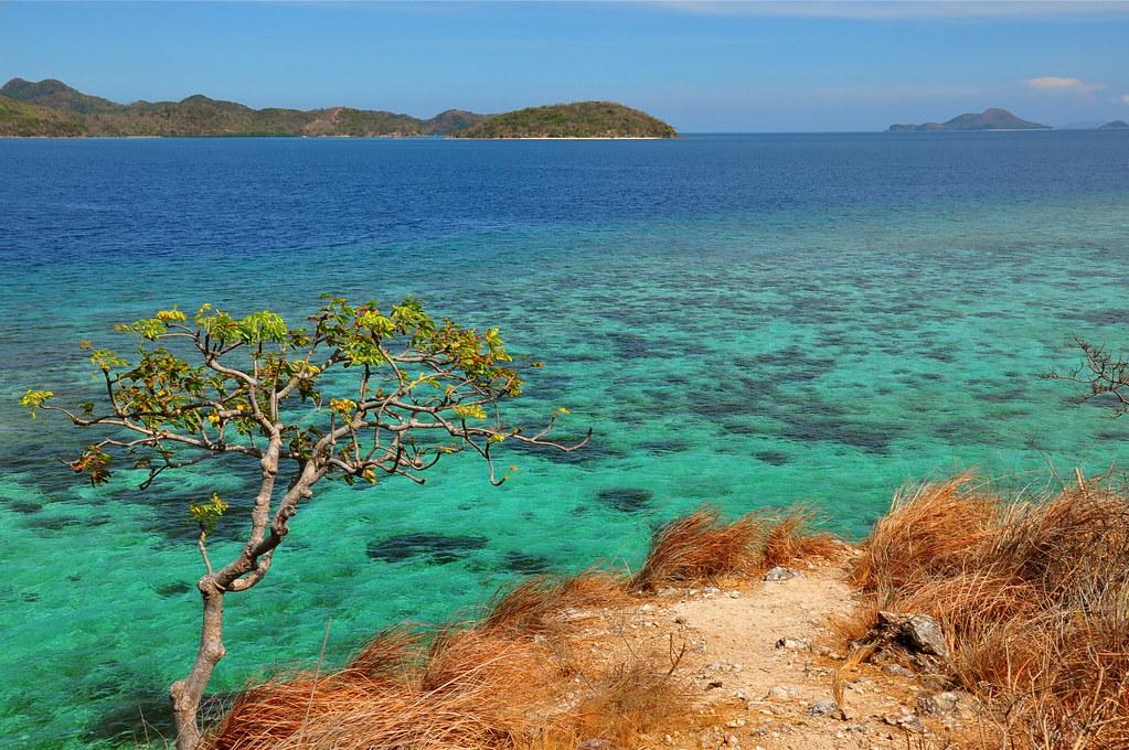 остров Coron