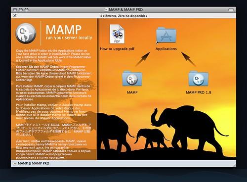 MAMP & MAMP PRO 1.9