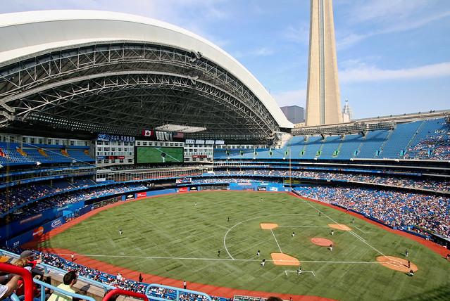 Toronto's Rogers Centre