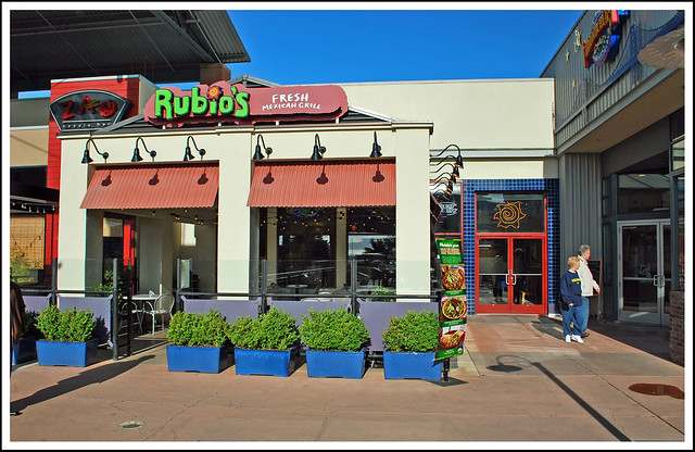 rubios in bay street mall flickr photo sharing