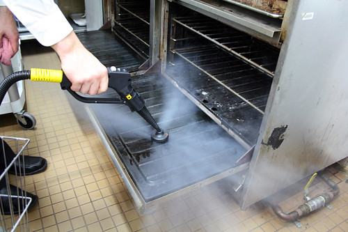 Cleaning Sanitization