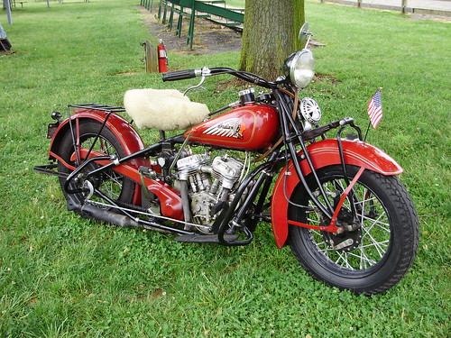 1934 INDIAN Motorcycle