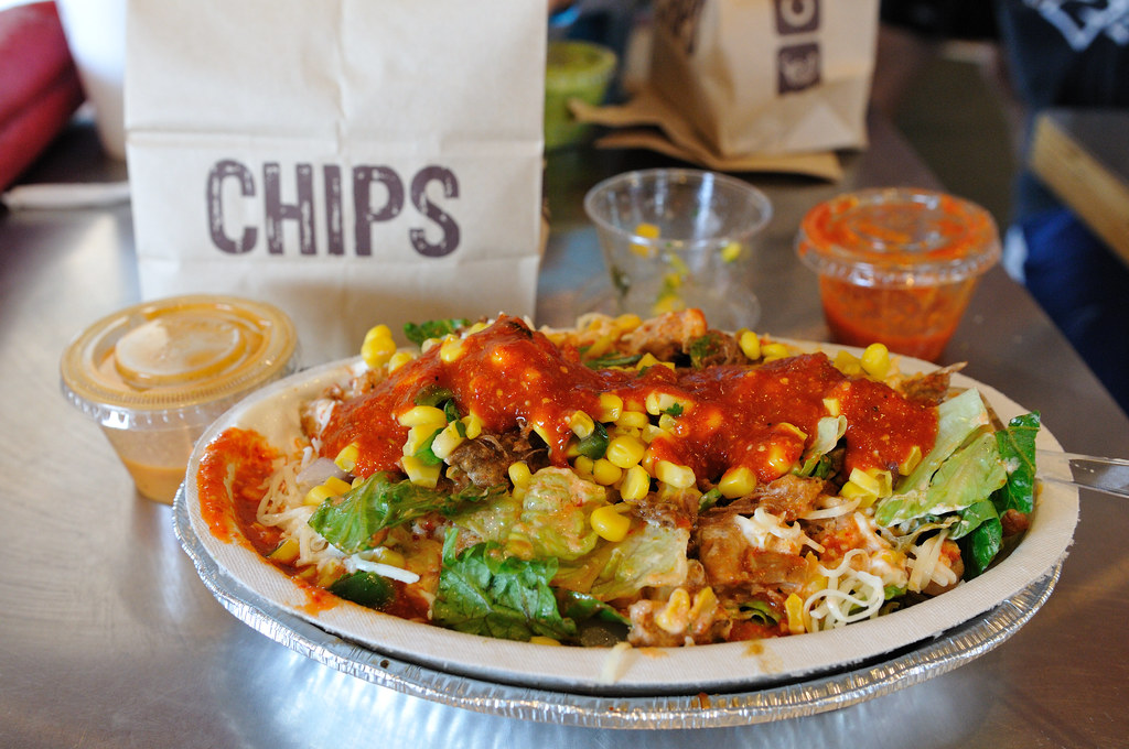 Chipotle Salad :)