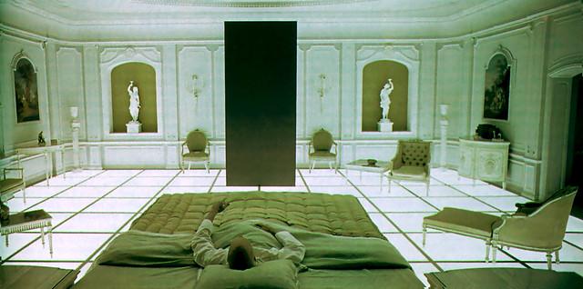 1968 ... '2001' bedroom