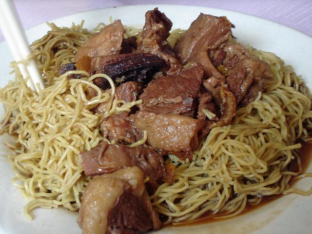 Beef Brisket lo Mein Beef Brisket lo Mein | Lunch