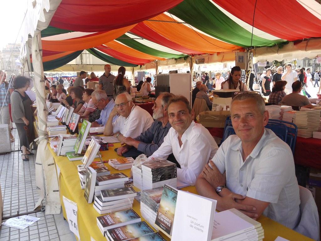 related image - Comédie du Livre 2010 - Vue d'ensemble - P1380936