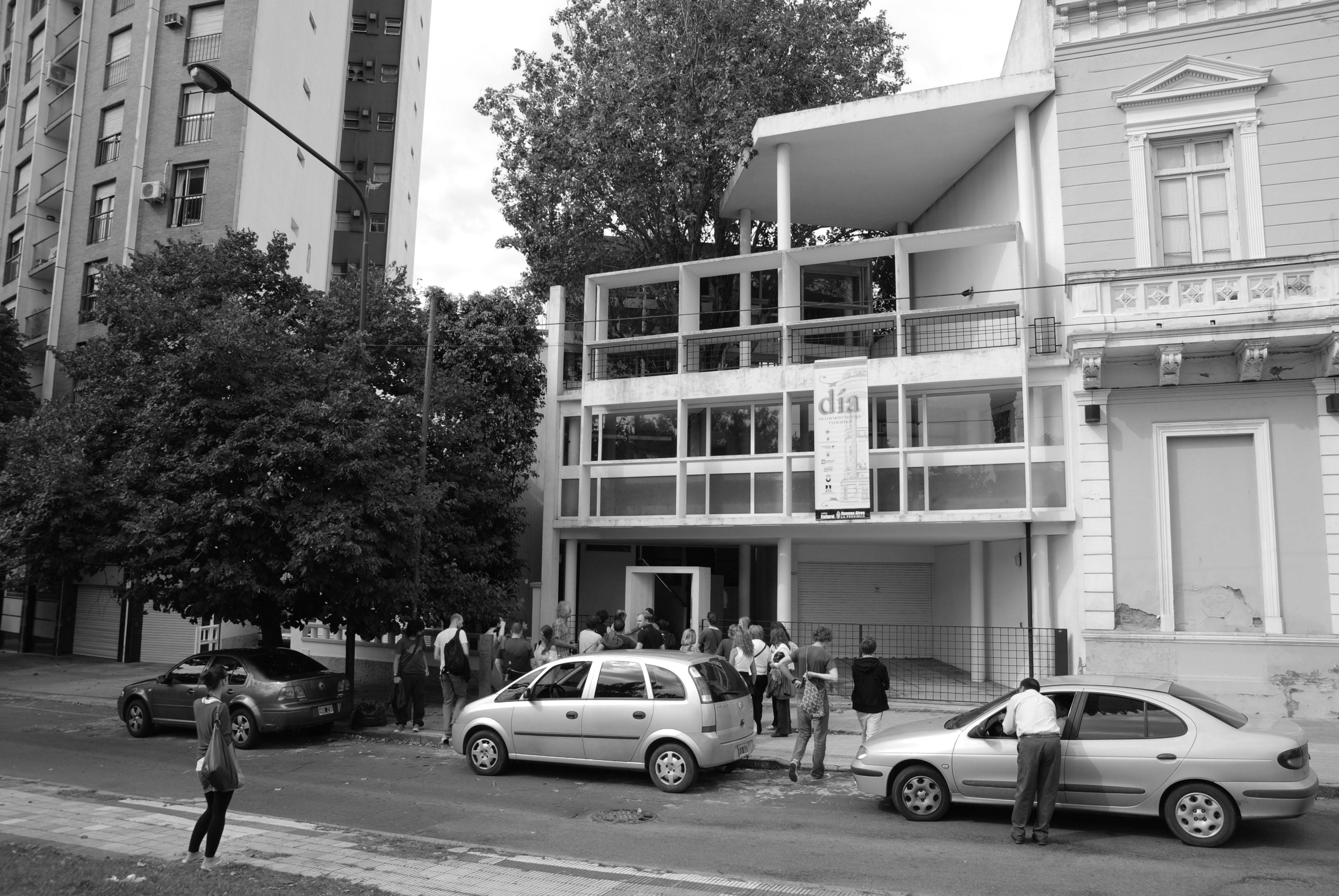 Casa curutchet le corbusier in 1953 flickr photo - Casas de le corbusier ...