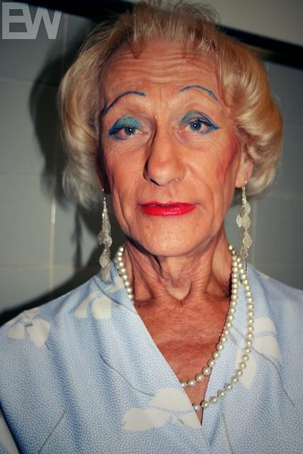 ugly transvestite