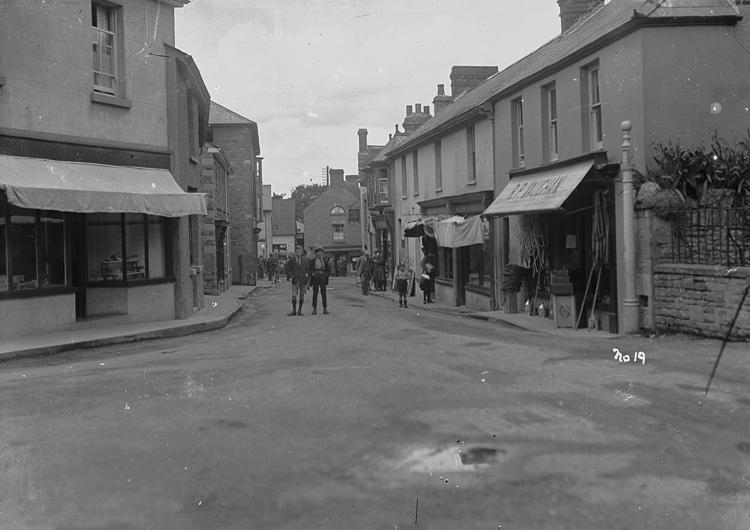 Talgarth street