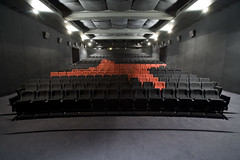 New: Great screening hall