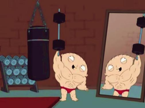 stewie on steroids episode 13 season 7