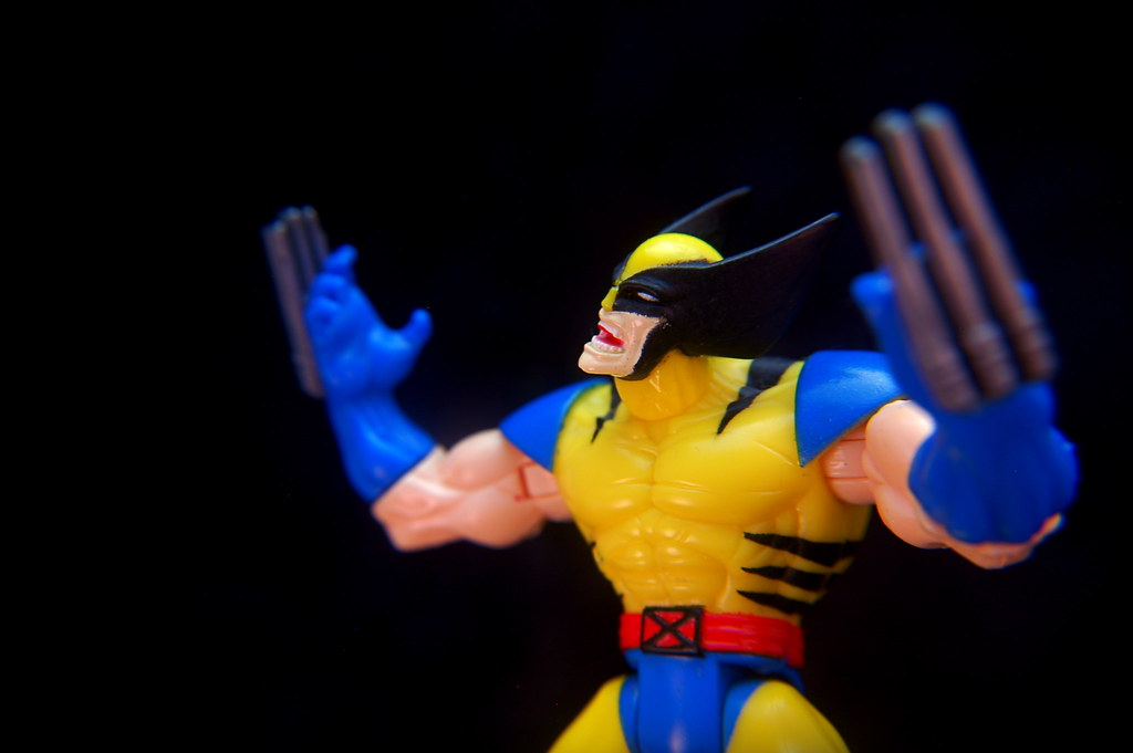W Is For Wolverine