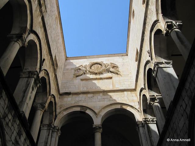 Dubrovnik, Sponza Palace 2010 064