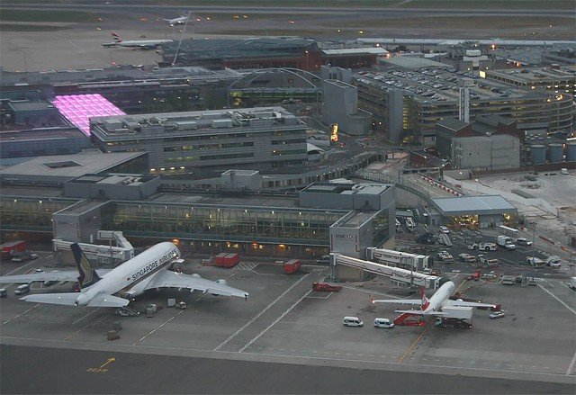 heathrow how to get from terminal 5 to 3