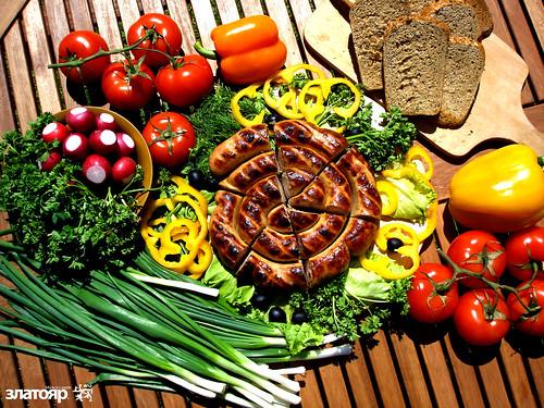 Ukrainian sausage 2