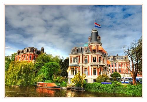 netherlands amsterdam nederland noordholland niederlande spiegelgracht cubism paisesbajos abigfave anawesomeshot impressedbeauty venturacarmona