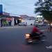 Suasana di Jl. Yosodipuro. : Twilight on Yosodipuro Street.  Photo by Aditya