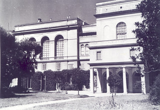 Old British embassy building