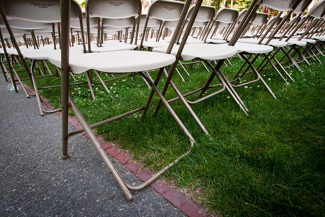 Graduation Chairs 2 Flickr Photo Sharing