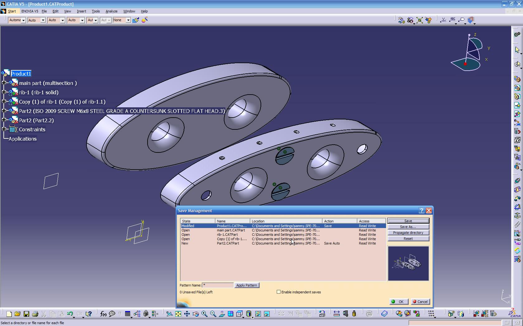 catia v5 designing video tutorials