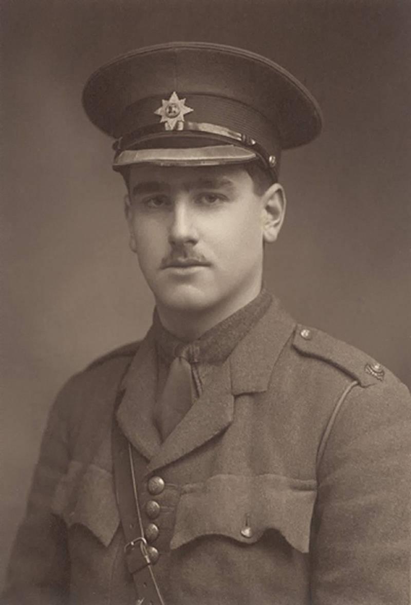 John Kipling, 1915