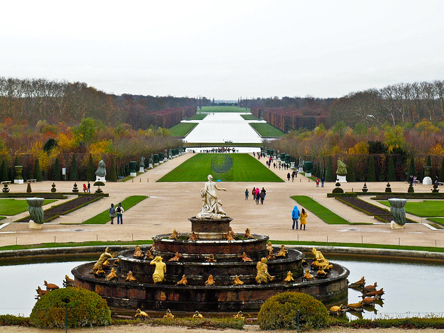 The 800 hectares of jardin de versailles flickr for Jardin de versailles
