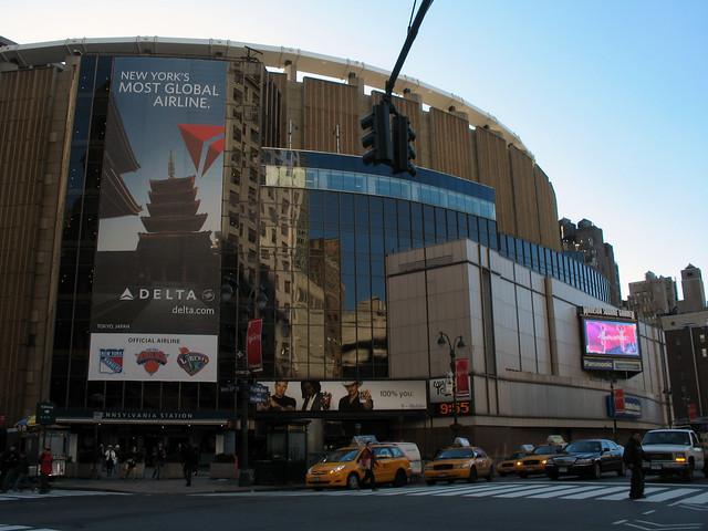 Madison Square Garden Flickr Photo Sharing