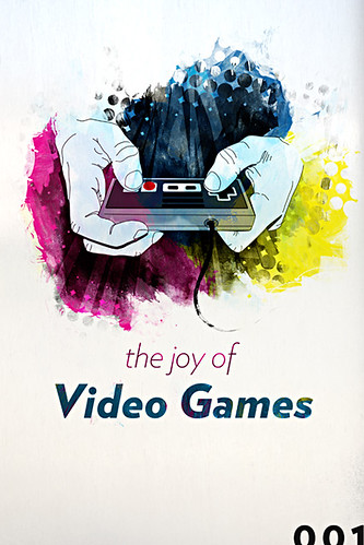 The Joy of Video Games by erikthemichael