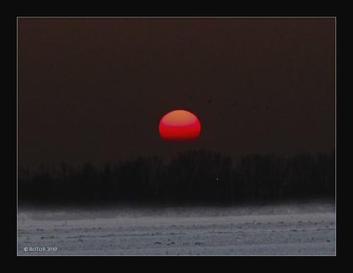 winter sunset holland netherlands amsterdam amsterdamzuidoost 1001nights gein redsunset nanlohy northholland rotorcom zuidoostsneeuwlandschap