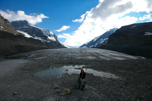 canada glacier columbiaicefield