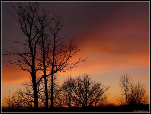 sunsets picnik yourwonderland coth5 fridayjanuary22nd2010