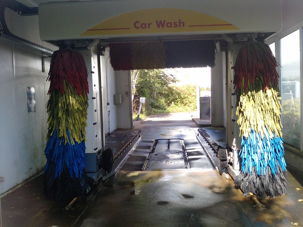 Shell Car Wash Code